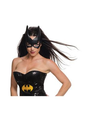 Batgirl Mask for Adults