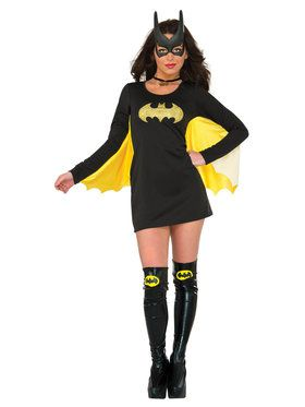 Womens Batgirl Wing Dress