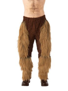 Adult Brown Beast Legs Costume