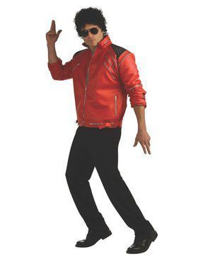 Deluxe Michael Jackson Beat It Jacket for Adult