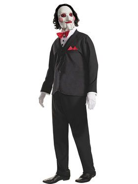Saw Movie Billy Adult Costume