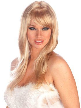 Adult Blonde 2 Tone Dream Wig