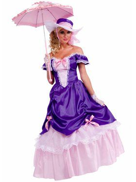 Adult Blossom Southern Belle Women's Costume