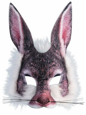 Bunny Mask For Adults
