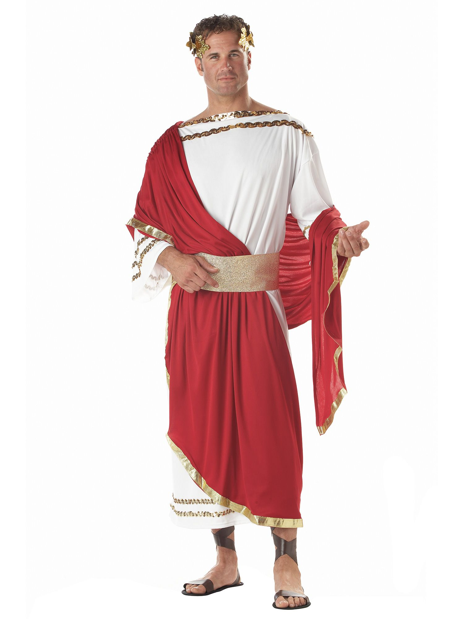 California Costume Men's Caesar Costume