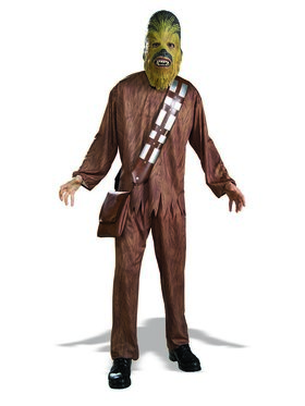 Chewbacca Costume for Adults