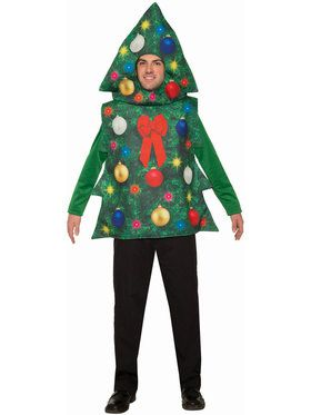 Adult Classic Christmas Tree Costume