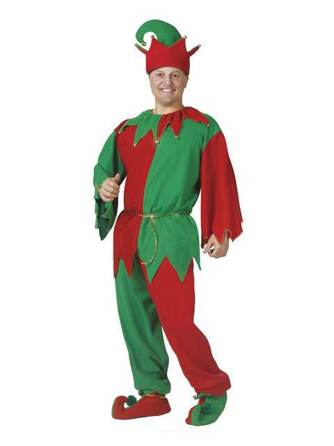 Fun World Elf Costume - Complete Outfit