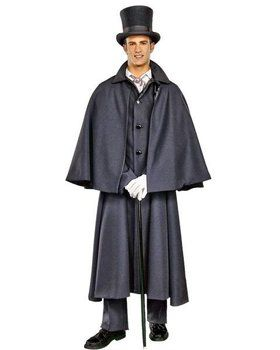 Adult Costume Dicken's Frock