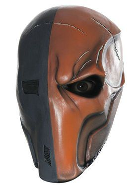 Deathstroke Adult 3/4 Mask