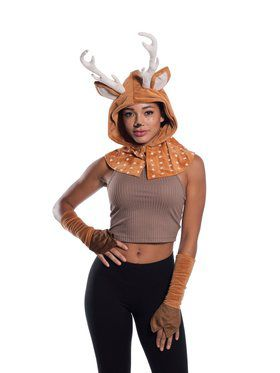 Women's Deer Costume Kit