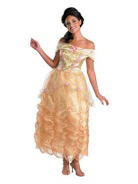 Adult Deluxe Disney Belle Costume