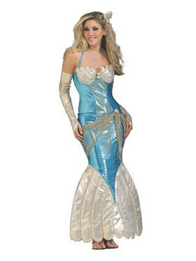 Deluxe Mermaid Costume for Adult