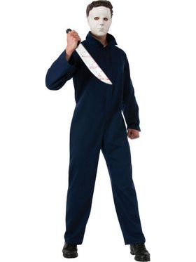 Michael Myers Deluxe Costume for Kids