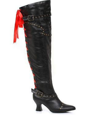 Adult Deluxe Pirate Boot