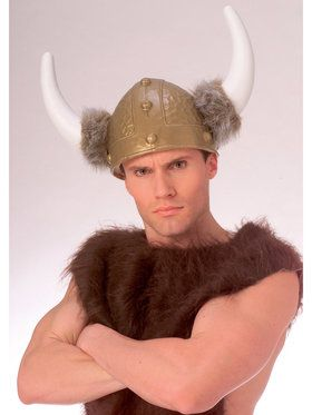 Deluxe Adult Viking Helmet