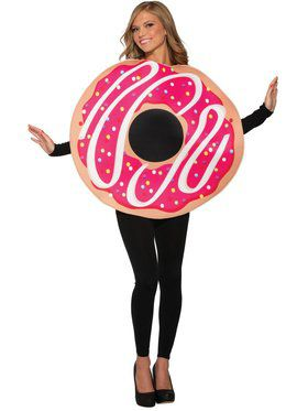 Donut Tunic Costume for Adults