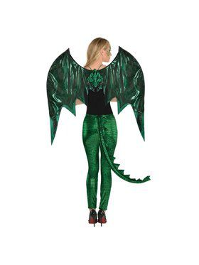 Adult Dragon Leggings