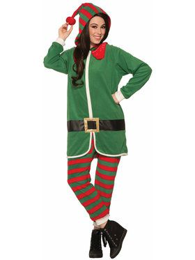 Adult Elf Onesie