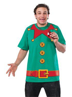 Elf T-shirt for Adults