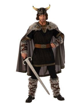 Mens Medieval Royal King Costume