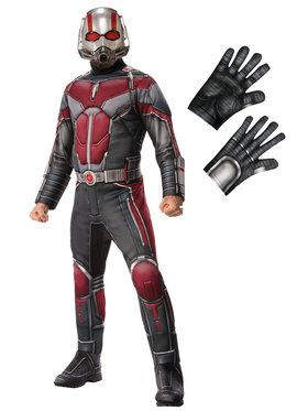 Adult Endgame Antman Deluxe Costume Kit