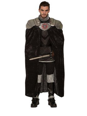 Adult Evil King Cape