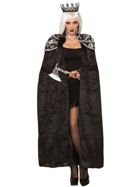 Evil Queen Cape for Adults