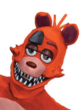 Adult Five Nights At Freddy's Foxy 3/4 Mask