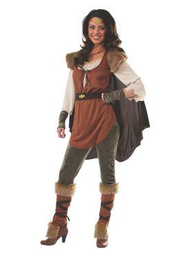 Forest Princess Costume for Adult