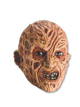 Adult Freddy 3/4 Mask