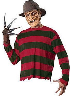 Freddy Krueger Accessory Set for Adults
