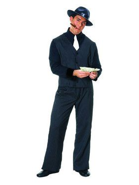 Adult Gangster Man Costume
