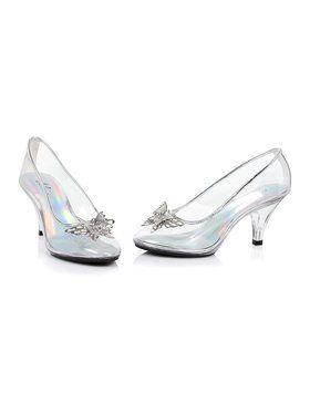 Adult Glass Slipper Heels