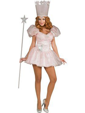 Glinda the Good Witch Costume for Adult
