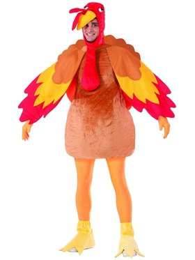 Adult Gobbles The Turkey Classic Costume