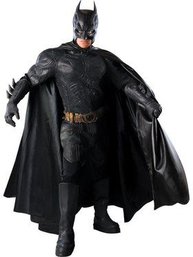 Collectors Edition Adult Batman Costume