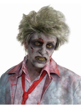 Adult Grave Zombie Wig