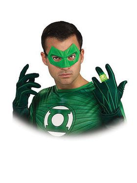 Adult Green Lantern Lite Up Ring
