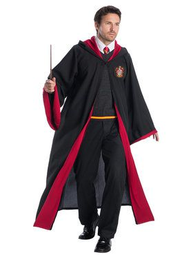 Harry Potter Gryffindor Adult Student Costume