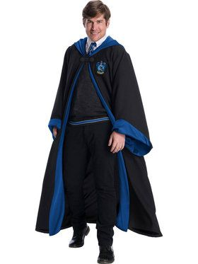 Harry Potter Ravenclaw Student Costume For Adults
