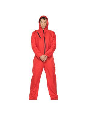 Heist Jumpsuit Adult Costume