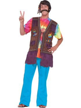 Hippie Vest for Adults