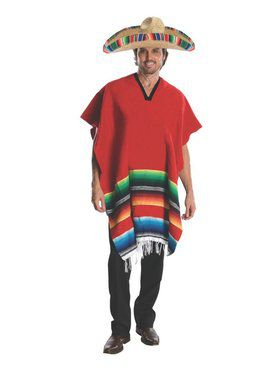 Hombre Adult Costume