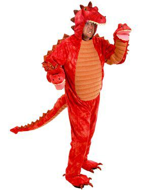 Hydra Dragon Adult Costume
