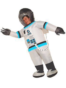 Inflatable Astronaut Costume for Adults