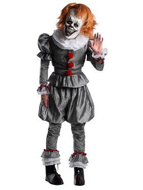 Adult IT Chapter Two Pennywise Costume