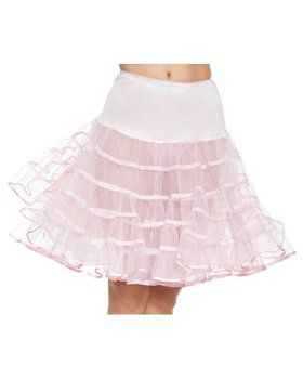 Adult Knee Length Petticoat