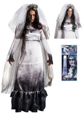 Adult La Llorona Costume Kit