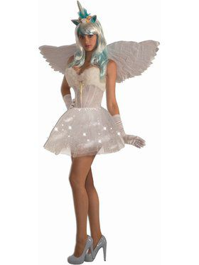 White Light Up Tutu for Adults